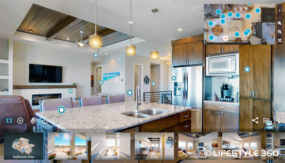 Lifestyle 360 Real Estate Tours
